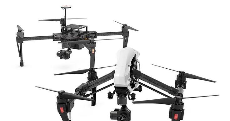 DJI has a thermal imaging camera for drones