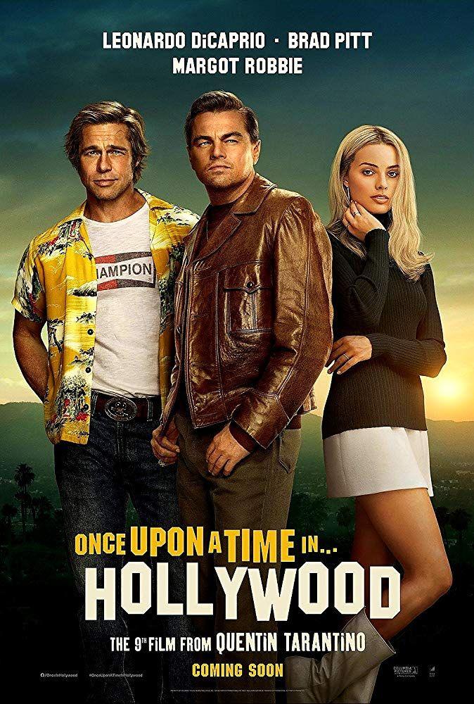érase Una Vez En Hollywood Película Completa Brad Pitt Hollywood Luke Perry