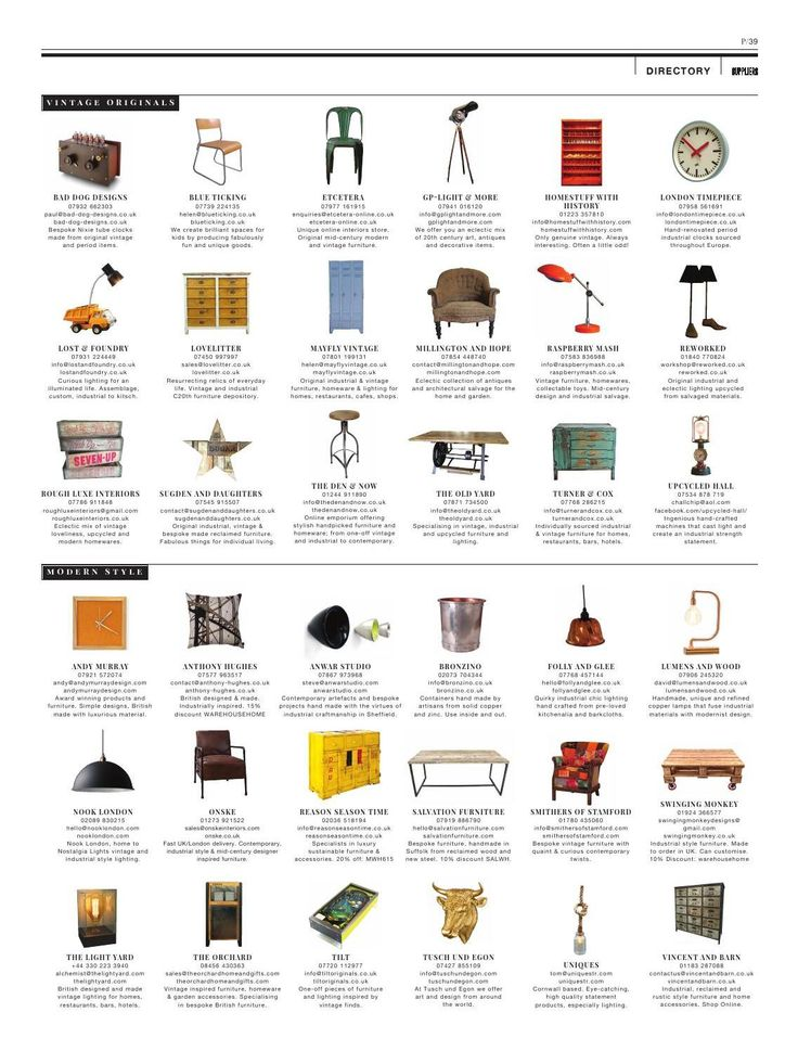 Page 39 | Warehouse Home Issue Two #ClippedOnIssuu from Warehouse home Issue Two