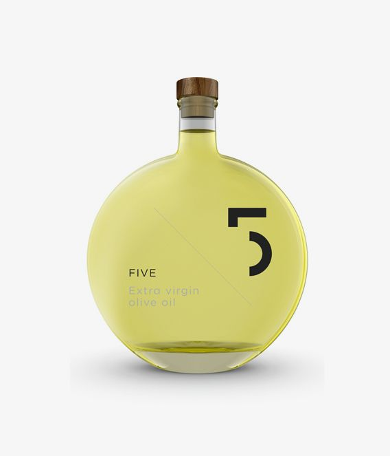 Five Olive Oil - Identity and Packaging
