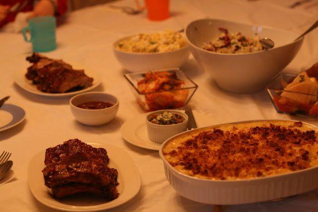 Week of Menus: Birthday Dinner Menu: Celebrating with Family