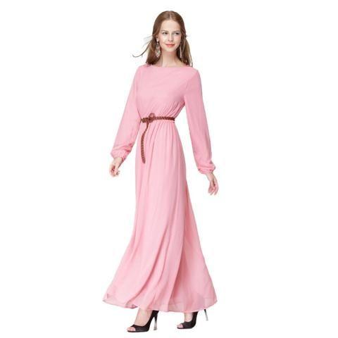 Long Sleeve Dress - Medium