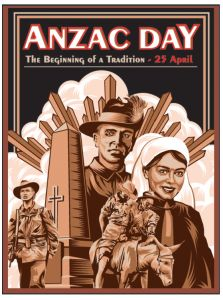 Anzac Day Classroom poster