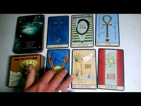 itc_entertainment: Weekly May 8 to 14, 2017 Oracle of Triad Reading: ...