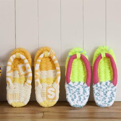 動画で見れる、布ぞうりの基本的な作り方をご紹介♪暑く汗ばむ季節、水虫や清潔な足元を家の中でも快適にケアできるよう、布草履を活用してみては!?☆