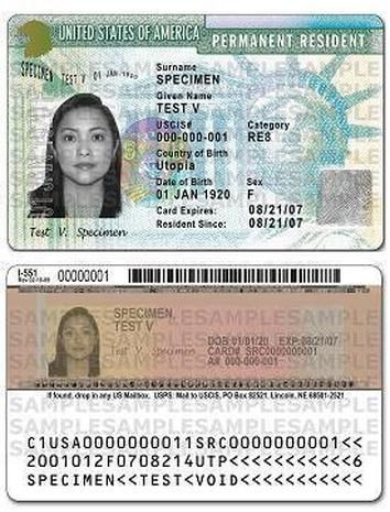 We publish a green card through marriage guide and a blog about green card issues http://www.doityourselfgreencard.com/blog/green-card-definition-complete-test-of-your-eligibility