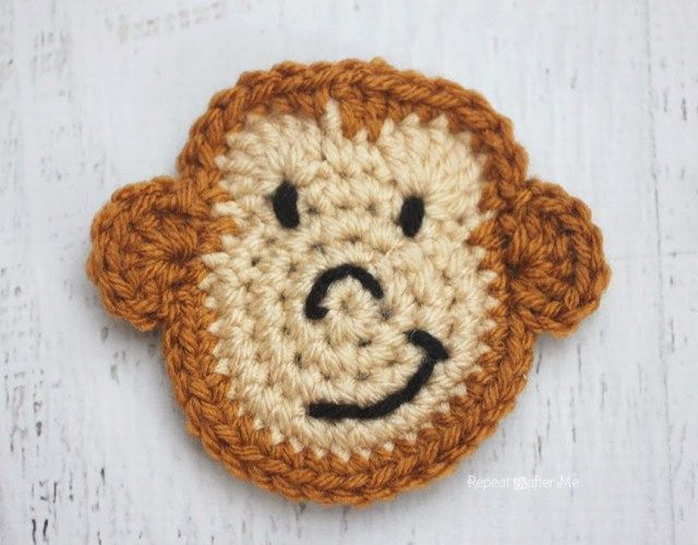 2016 is the year of the monkey and anytime is a good time to crochet a cute monkey pattern so here are ten free crochet monkey patterns.