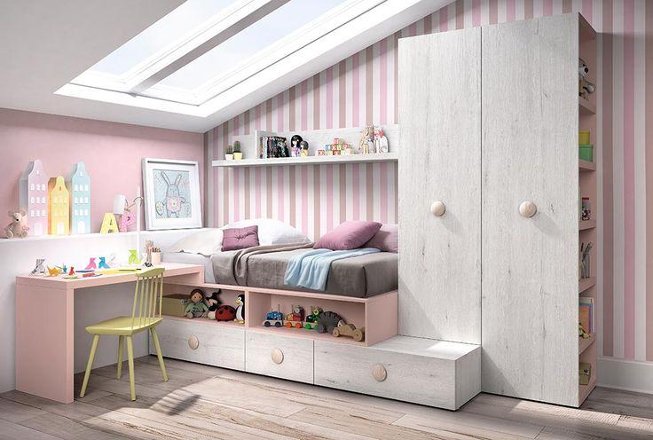Las 25 mejores ideas sobre dormitorios juveniles precios for Dormitorios precios