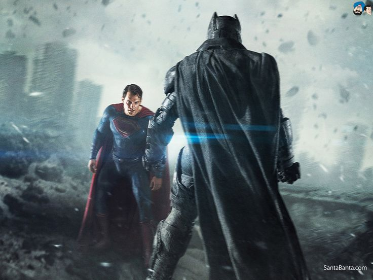 Batman Vs Superman Wallpaper
