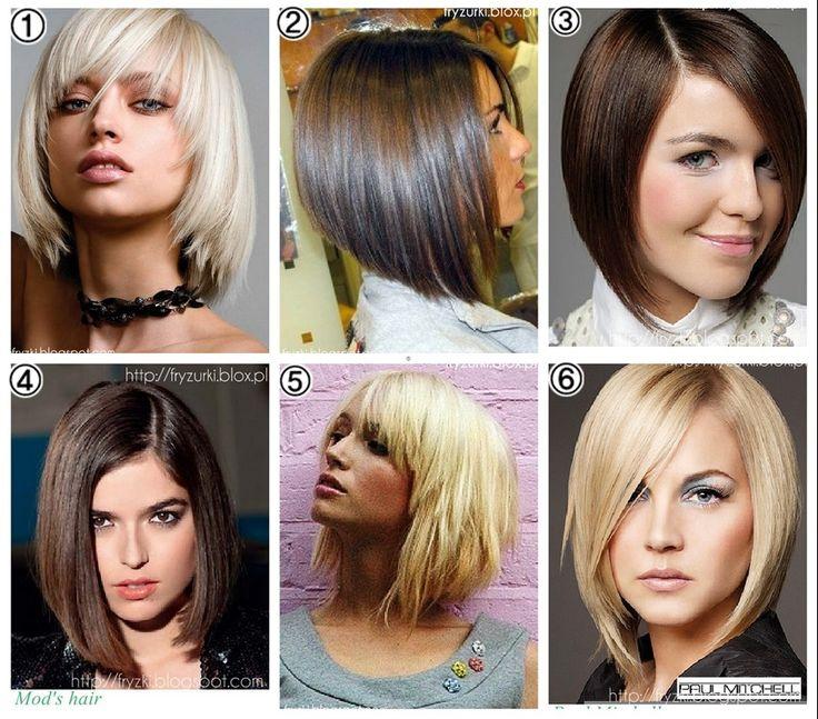 2013/2014 trends - medium bob style.  links in post.