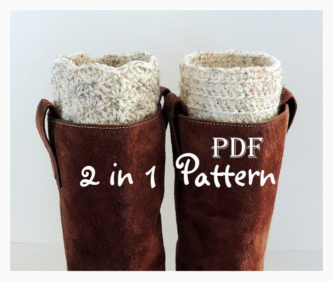 Free Crochet Boot Cuff Pattern   Crochet Patterns — Blogs, Pictures, and more on WordPress