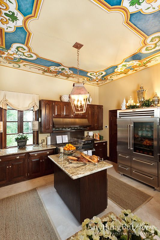 38 best Ceilings images on Pinterest Painted ceilings Ceiling