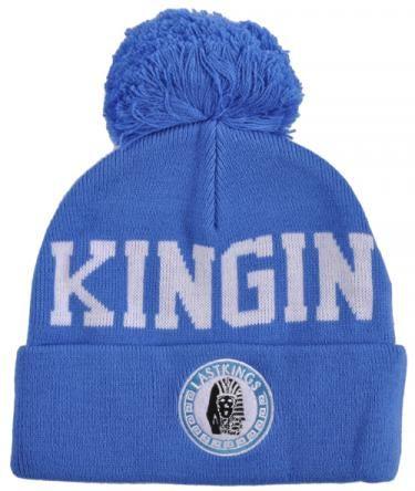 Wholesale Hip Hop Clothing KINGIN POM BLUE