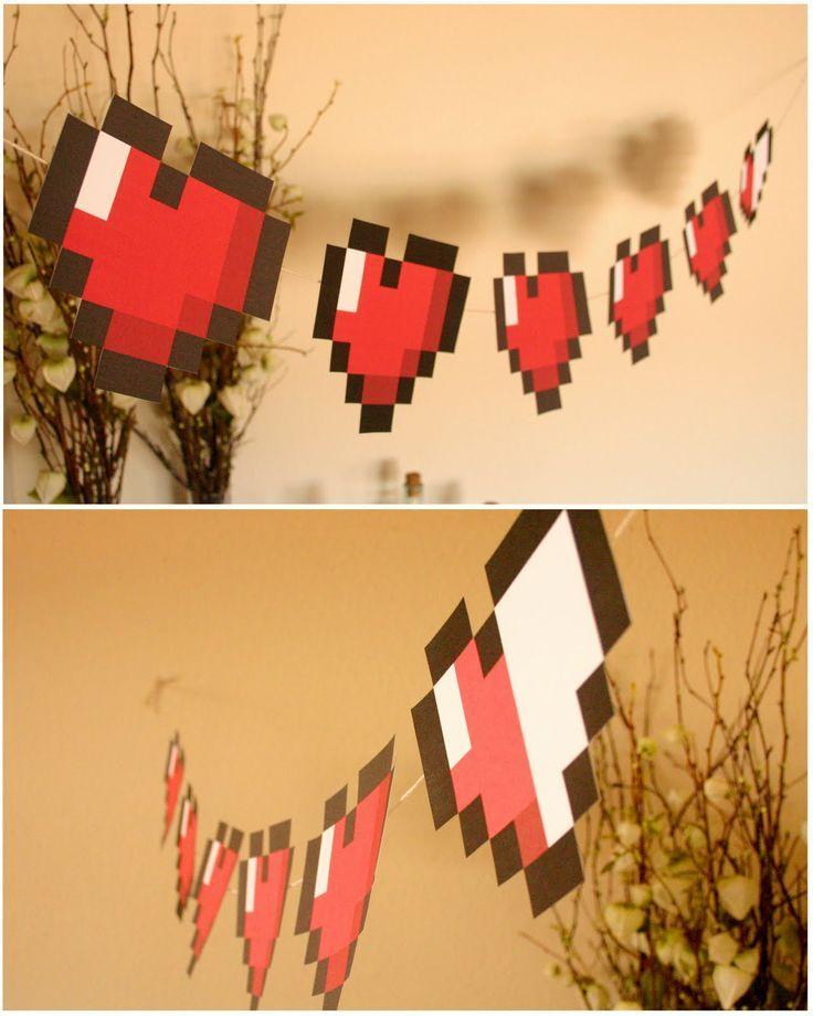 zelda birthday party favors   zelda banner decorations