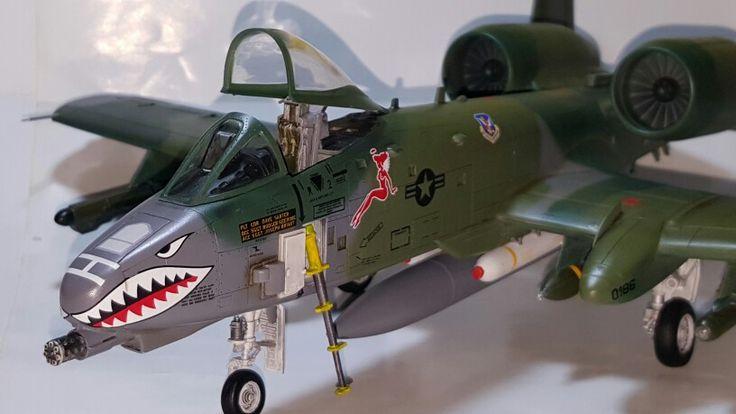 A-10A Thunderbolt II 1/48 Italeri
