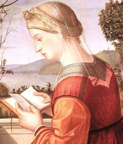 Carpaccio's Virgin Reading (1510)