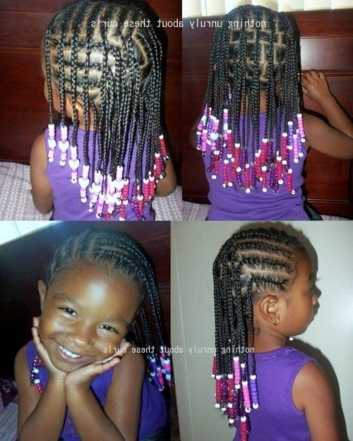 Best 25 box braids for kids ideas on pinterest natural hair corn rolls box braids protective hairstyles for little girls within braided urmus Image collections