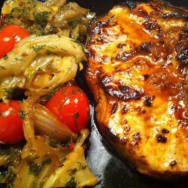 Gemarineerde haaskarbonade #weekentip #barbecue #bestellen #slager @spoelder1885 Recept op Lekker Tafelen