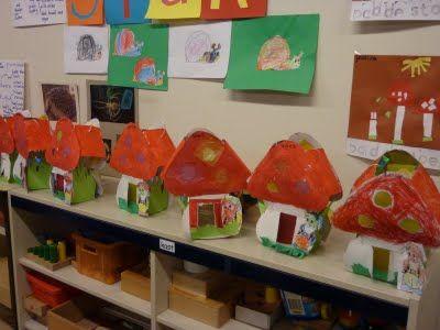 Martinmas lanterns (a glimpse at a Holland school celebration)