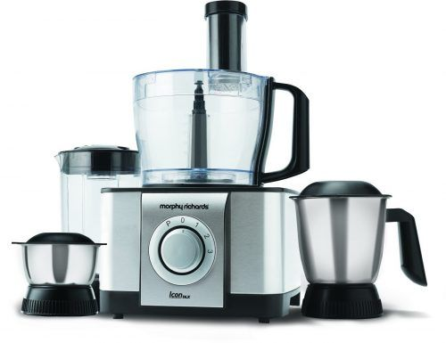 Morphy Richards Icon DLX 1000-Watt Food Processor At Rs.7499 From Amazon
