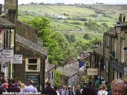 Bilderesultat for haworth yorkshire