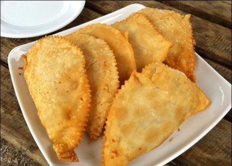 Receta de Empanadas de Machas Fritas y modo de preparación. Recetas para fiestas patrias