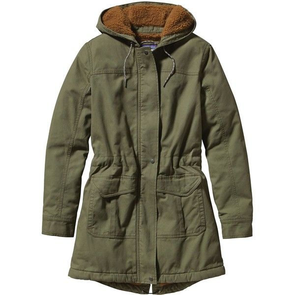 Patagonia Prairie Dawn Insulated Parka featuring polyvore, fashion, clothing, activewear, patagonia sportswear and patagonia