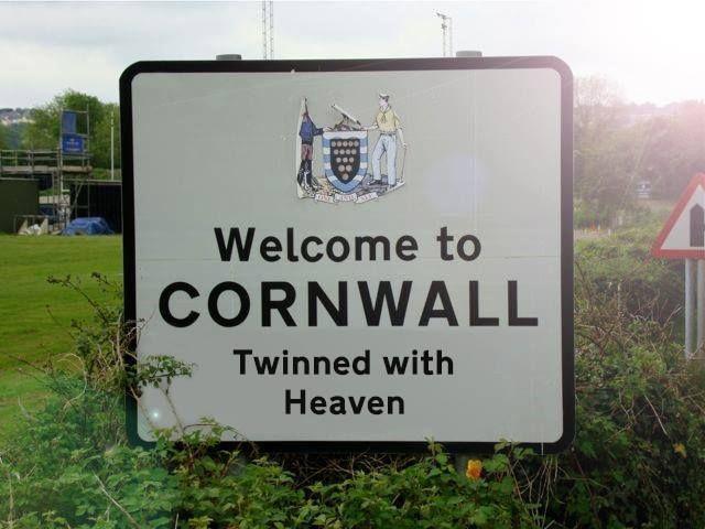 Welcome to Cornwall #GreatBritishGetaway #Joules