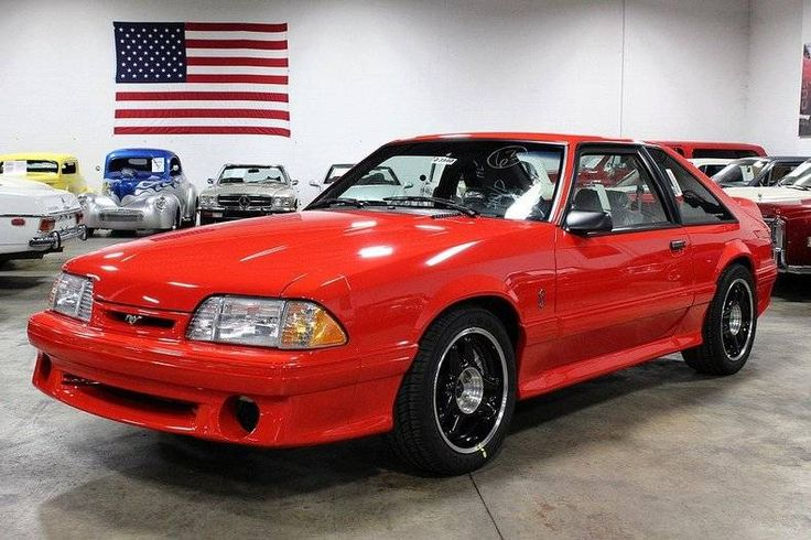 1993 Ford Mustang Cobra Coupe