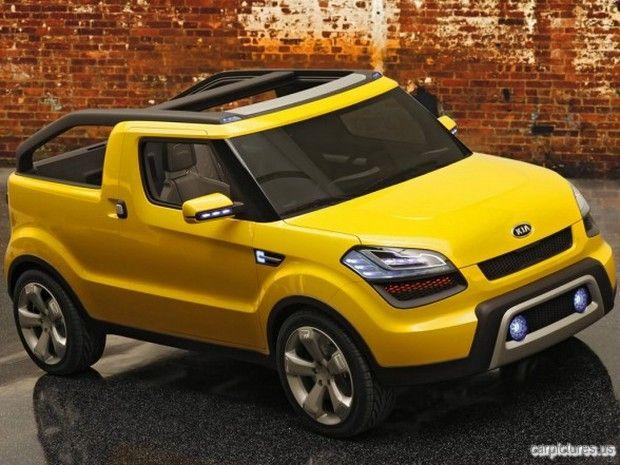 2009 Kia Soulster Concept Car