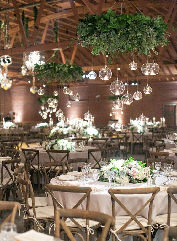 Featured Photographer: Jessica Claire Photography; Wedding reception idea
