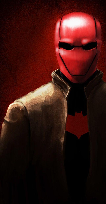 Red Hood by johnyv47