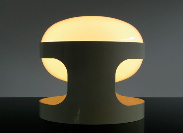 9c873e255d12b029039627d57abcd5dd  lampe kartell joe colombo 5 Incroyable Lampe à Poser Kartell Kqk9