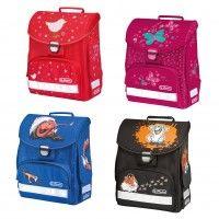 Ergonomic school bag, HERLITZ Smart Girls/Boys