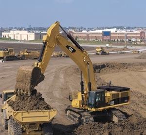 Caterpillar 390D L Hydraulic Excavator