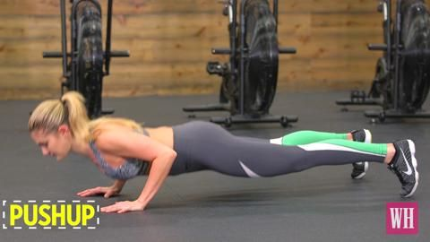 CPT Alex Silver-Fagan shows us 19 bodyweight exercises you can do anywhere - no equipment needed!