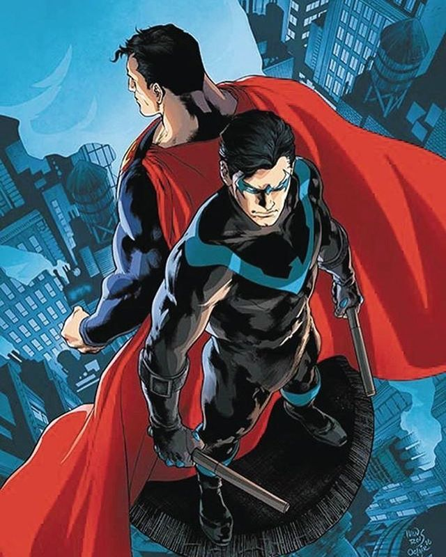 Superman & Nightwing