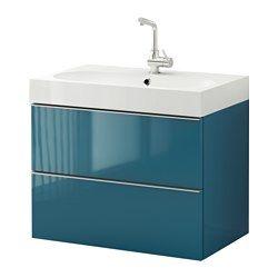 Förvara med tvättställsskåp och badrumsskåp - IKEA.se