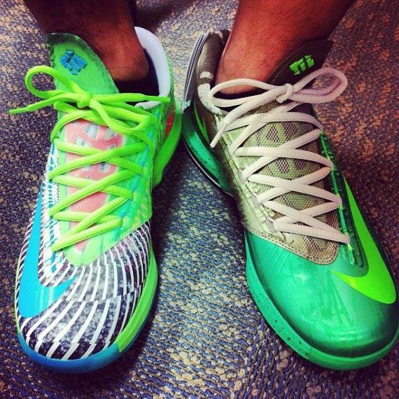 half off 85627 a2f24 Nike KD VI