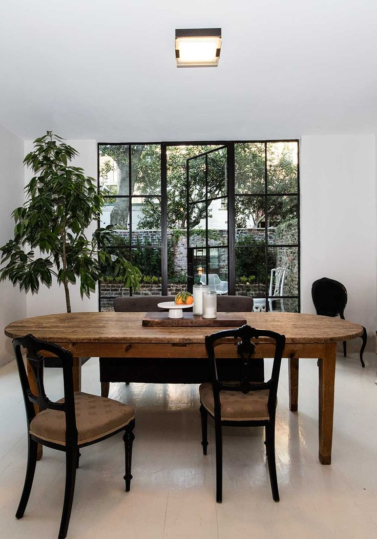 81 best Dining Rooms images on Pinterest | The urban, Electric co ...
