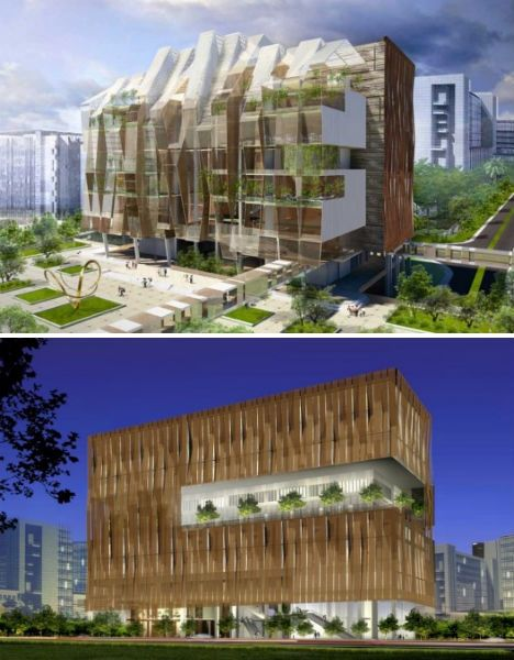 17 best images about hospital on pinterest childrens for Hospital building design