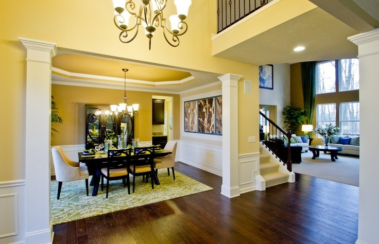 Birmingham  New Home in Westminister  Pulte Homes  Home
