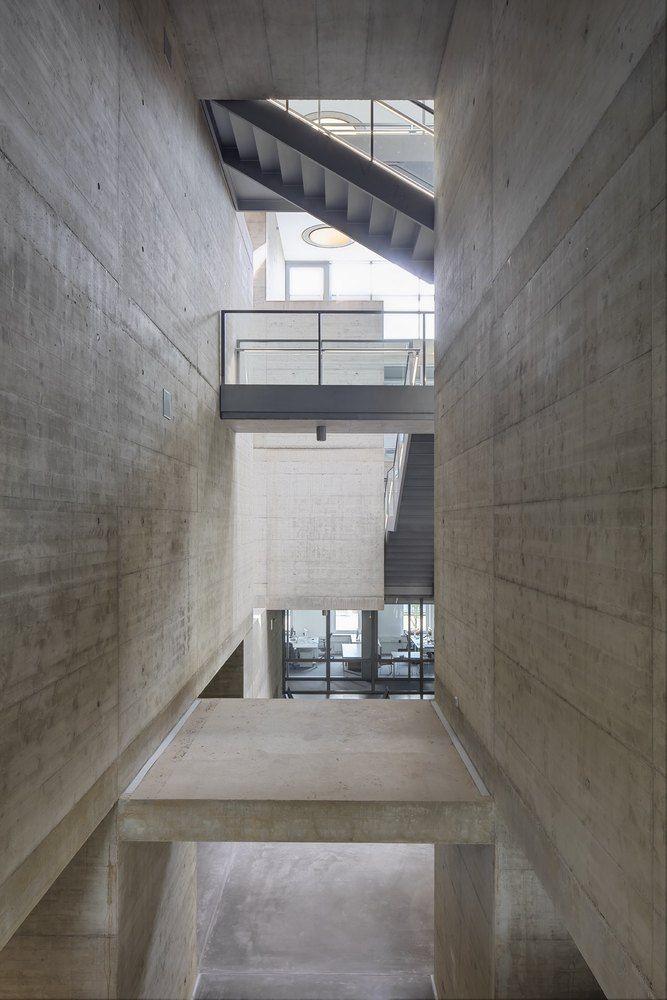Gallery of Center for Systems Biology Dresden / Heikkinen-Komonen Architects - 11