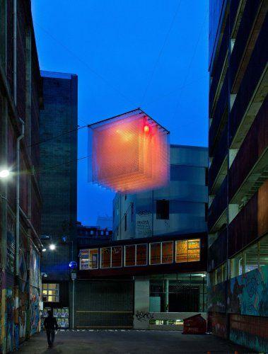 Opera House Lane Lighting » Stephenson & Turner