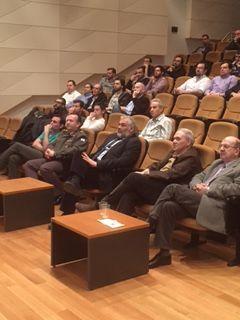 4η συνάντηση Morbidity & Mortality meeting. Η συνάντηση των ουρολογικών κλινικών έγινε στην ουρολογική κλινική του 424 Γ.Σ.Ν.Ε. Θεσσαλονίκης.