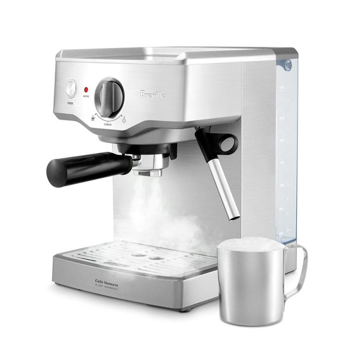 Breville Cafetière Espresso Venezia