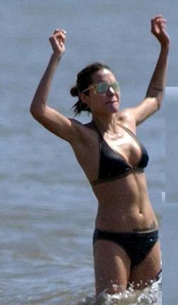 Angelina Jolie Bikini  Celebrity Bikini Pics Angelina