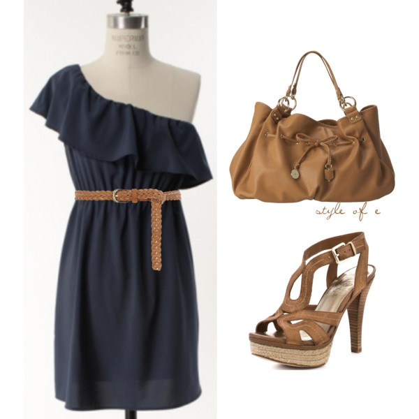 Summery Brown - Polyvore