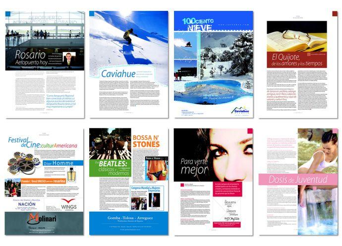 Event Calendar Design Ideas : Magazine design beautification print pinterest