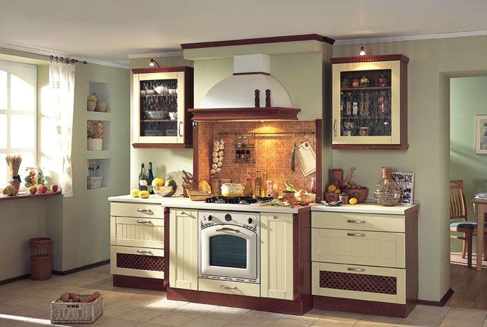 Kuchnie klasyczne, Meble kuchenne w ELPRIM-WIKA, producent mebli kuchennych, salony mebli kuchennych